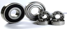 Stainless steel and miniature ball bearings